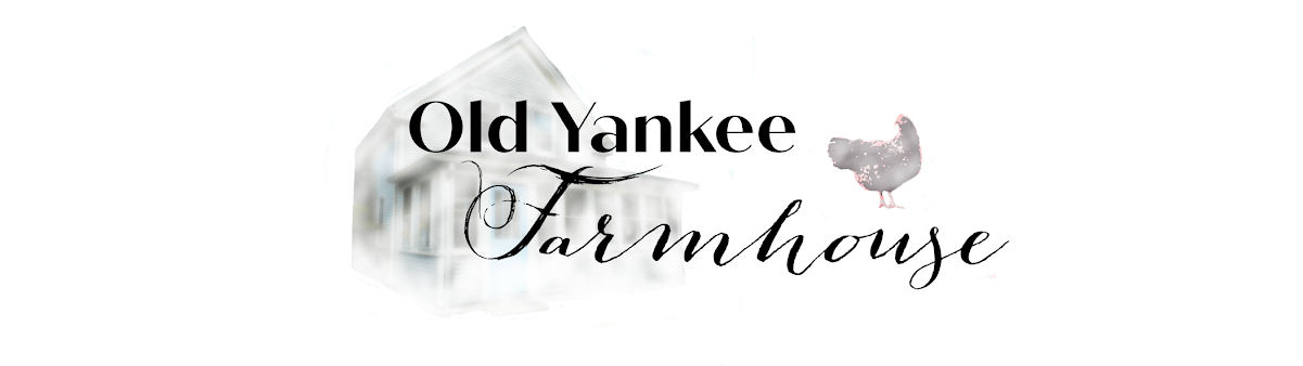 Old Yankee Farmhouse